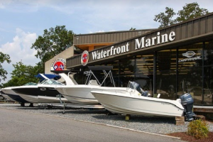 waterfront marine maryland