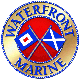 waterfrontmarine.com logo